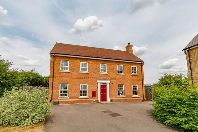Thumbnail Detached house for sale in Boreray, Buckingham