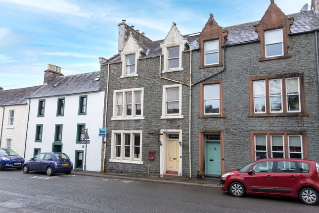 Thumbnail Town house for sale in Academy Road, Moffat