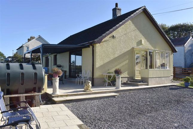 Thumbnail Detached bungalow for sale in New Inn, Pencader