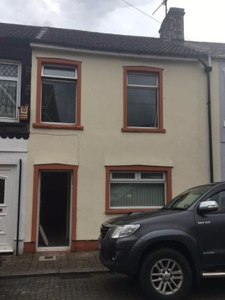 Thumbnail Terraced house to rent in Perrott Street, Treharris