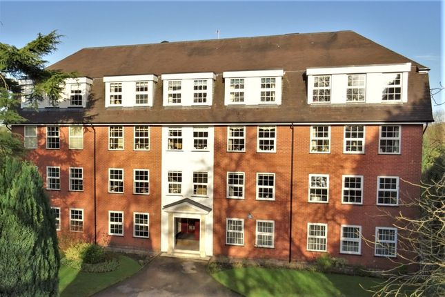 Thumbnail Flat for sale in Bollin Court, Macclesfield Road, Wilmslow