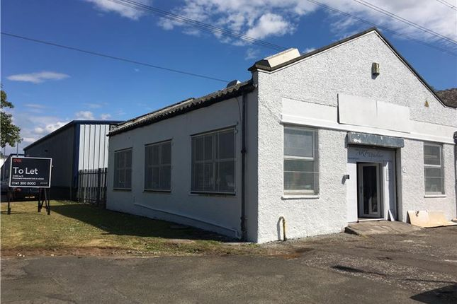 Thumbnail Industrial to let in Hillington Park, 26, Boswell Square, Hillington, City Of Glasgow, Scotland
