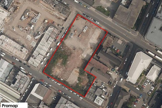 Thumbnail Land for sale in St Annes, Alcester Street, Birmingham, West Midlands, UK