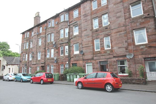 Thumbnail Flat to rent in Meadowbank Street, West Dunbartonshire