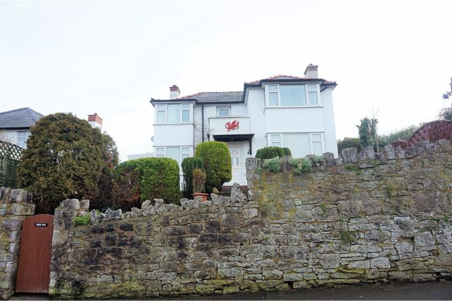 Thumbnail Detached house for sale in Grove Road, Denbigh