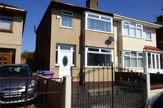 3 bed semi-detached house for sale in Richland Road, Liverpool, Merseyside