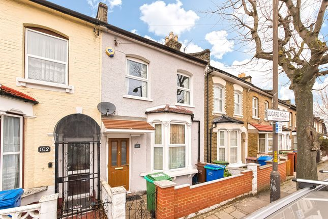Thumbnail End terrace house for sale in Lugard Road, London