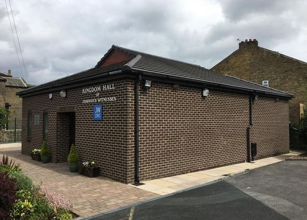 Thumbnail Land for sale in Kingdom Hall, Cross Lane, Bradford