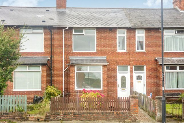 3 bed terraced house for sale in Burn Avenue, Forest Hall, Newcastle Upon Tyne