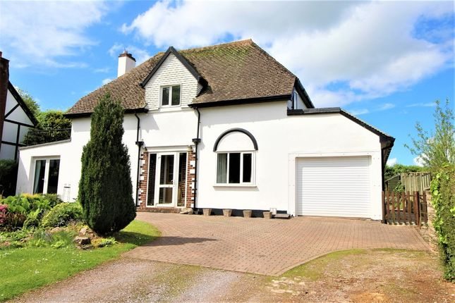 Thumbnail Detached house for sale in Waddeton Road, Paignton