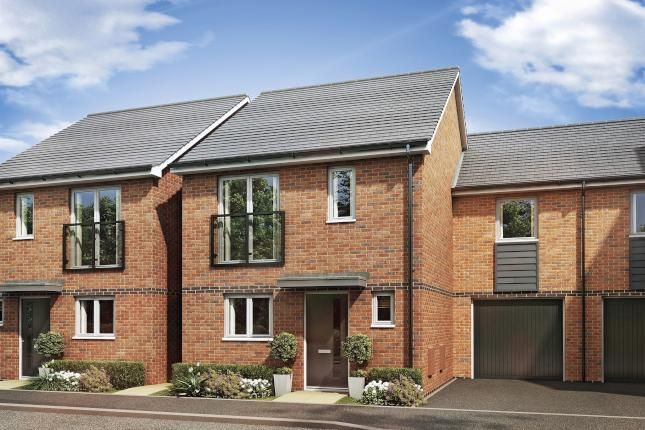 Thumbnail Detached house to rent in Haslucks Green Road, Shirley, Solihull