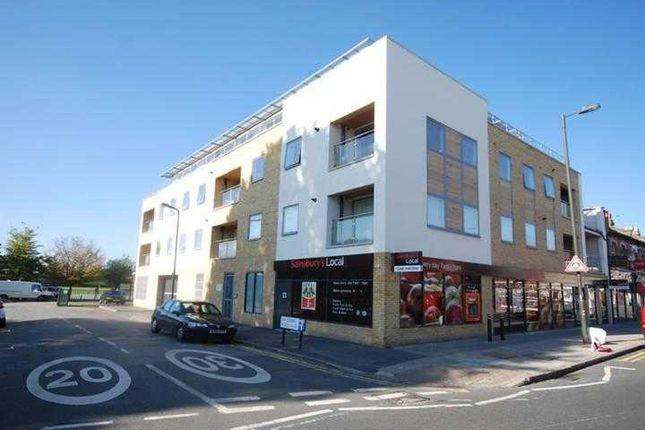 Thumbnail Flat to rent in Haydons Road, London