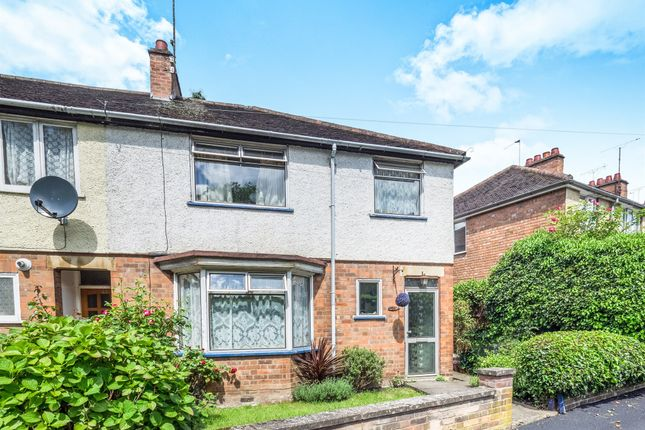 3 bed end terrace house for sale in Woodcote Road, Warwick
