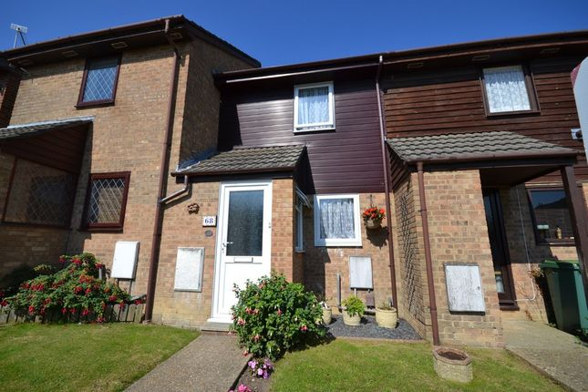 Thumbnail Terraced house to rent in Sylvan Drive, Newport