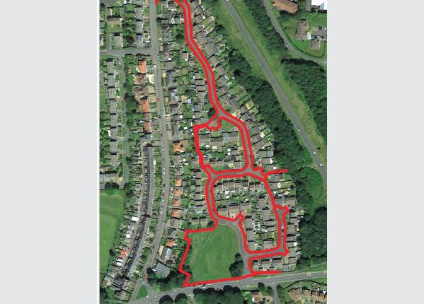 Land for sale in Land Lying To The East Side, Of Glebe Crescent, Sunderland, Tyne And Wear