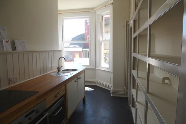 Thumbnail Flat to rent in Prince Of Wales Road, Cromer