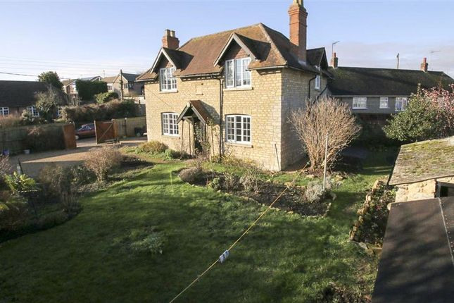 Thumbnail Detached house to rent in Yardley Road, Cosgrove, Milton Keynes