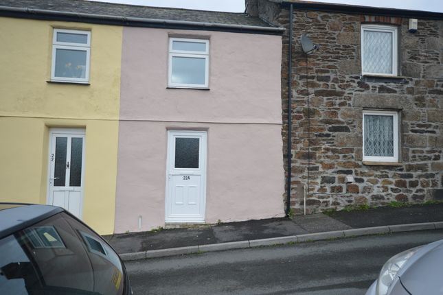 Thumbnail Terraced house to rent in Fords Row, Redruth