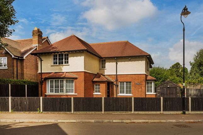 Thumbnail Detached house for sale in Netherne Drive, Coulsdon