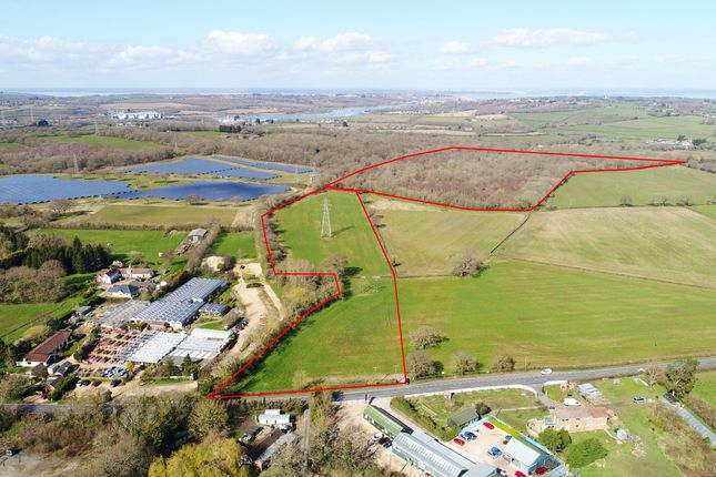 Thumbnail Land for sale in Wootton Bridge, Ryde