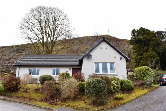 Thumbnail Detached bungalow for sale in Appin, Mansefield Road, Minard, Argyll