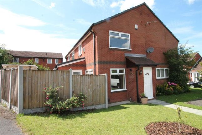 Thumbnail Semi-detached house for sale in Morrissey Close, St. Helens