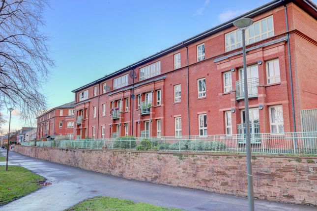 Thumbnail Flat for sale in St. Michael Street, Dumfries