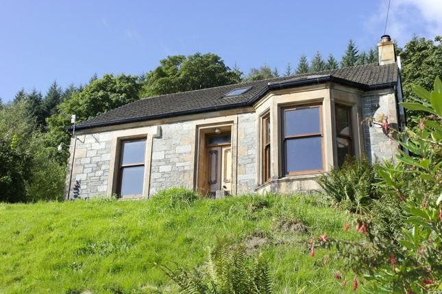 Thumbnail Detached bungalow for sale in Kintail Kintail Brae, Blairmore