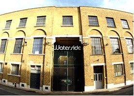 Thumbnail Business park to let in Wharf Road, Islington