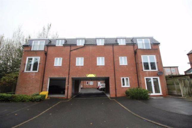 2 bed flat for sale in Heathlea Gardens, Hindley Green, Wigan WN2