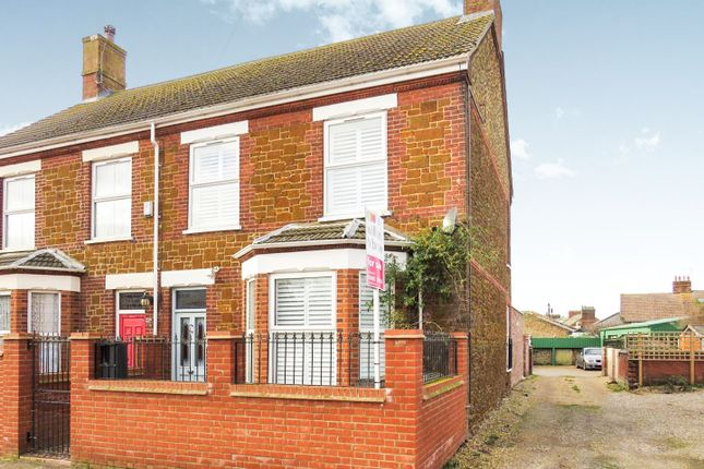 Thumbnail Semi-detached house for sale in Valentine Road, Hunstanton