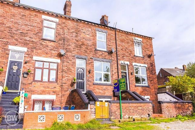 Thumbnail Terraced house for sale in Nelson Street, Tyldesley, Manchester