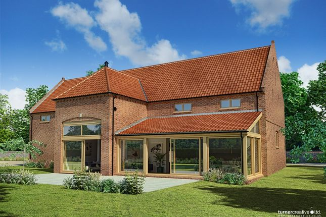 Thumbnail Barn conversion for sale in Bridge Road, Wighton, Wells-Next-The-Sea