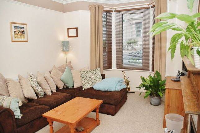 Thumbnail Terraced house to rent in Wesley Avenue, Plymouth