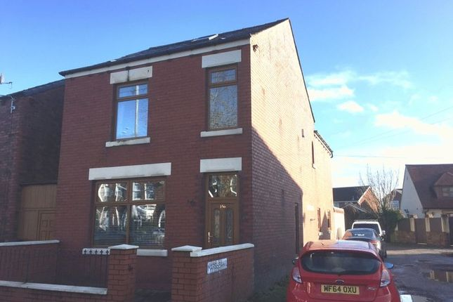 3 bed detached house for sale in Church Street, Westhoughton, Bolton
