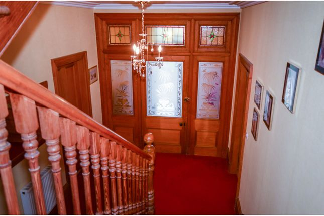 Entrance Hall of Middle Terrace, Kingussie PH21