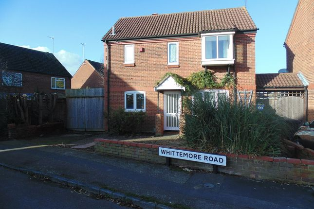 Thumbnail Link-detached house for sale in Whittemore Road, Rushden