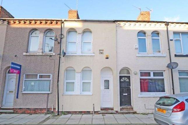 3 bed terraced house for sale in Portman Street, Middlesbrough TS1