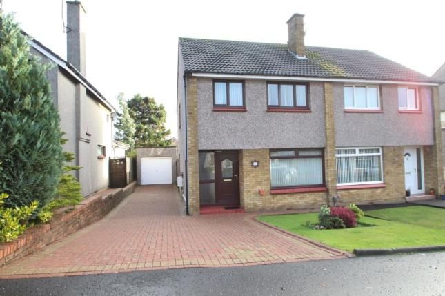 Thumbnail Semi-detached house for sale in Turnberry Drive, Kirkcaldy, Fife
