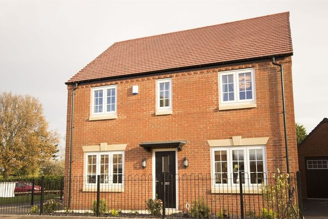 "Thumbnail Detached house for sale in ""The Chedworth"" at Upton Drive, Off Princess Way, Burton Upon Trent"