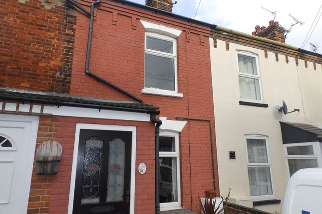 Thumbnail Terraced house to rent in North Road, Gorleston, Great Yarmouth
