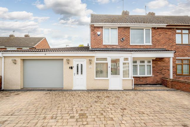 4 bed semi-detached house for sale in Marley Road, Kingswinford DY6