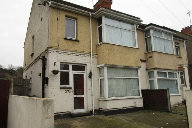 Thumbnail Semi-detached house for sale in 293 Dallow Road, Luton, Bedfordshire