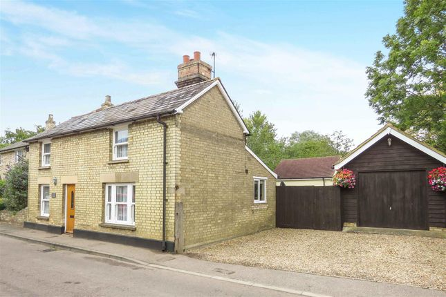 Thumbnail Detached house for sale in High Street, Hinxworth, Baldock