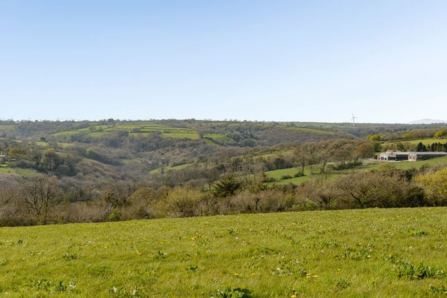 Land for sale in Cwmbach, Whitland