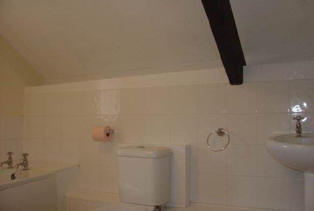 Bathroom of High Street, Narberth, Pembrokeshire SA67