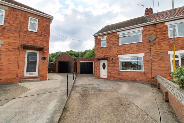 Thumbnail Semi-detached house for sale in West Acridge, Barton-Upon-Humber