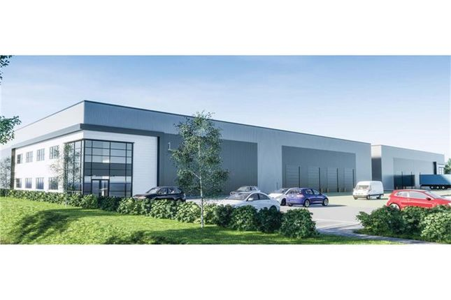 Thumbnail Industrial to let in St Modwen Park Broomhall Park, Worcester, Worcestershire