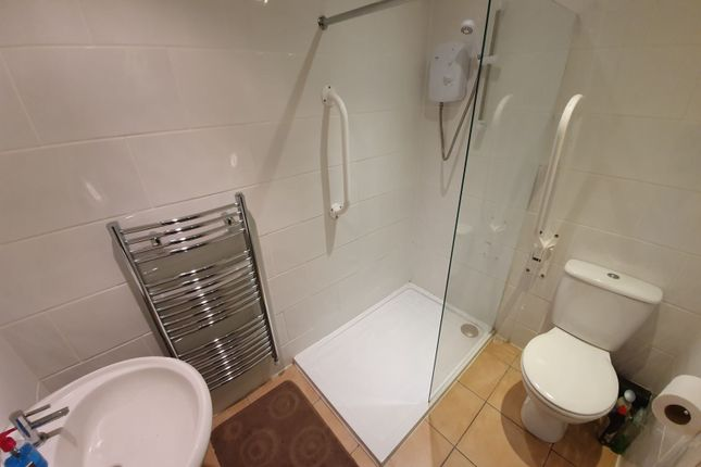 Shower Room of Packer Avenue, Leicester Forest East, Leicester LE3