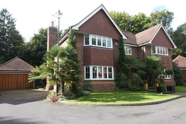 Thumbnail Detached house for sale in Aspens Place, Hemel Hempstead